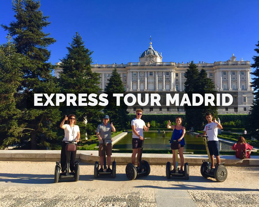 Segway Madrid Tour Express