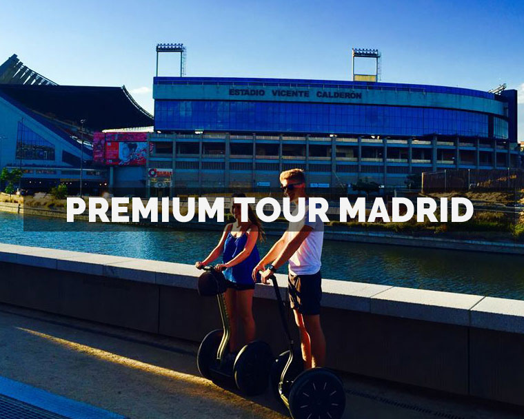 Segway Madrid Premium Tour