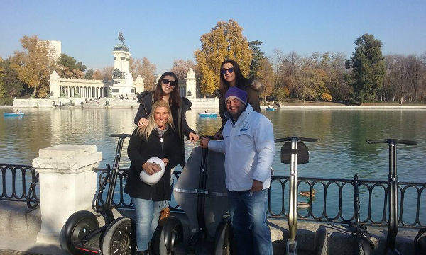 Segway Tours Madrid
